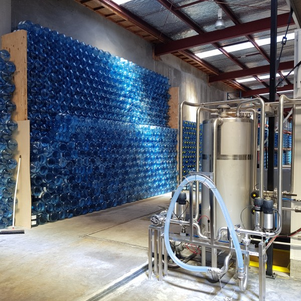 Water bottling 2