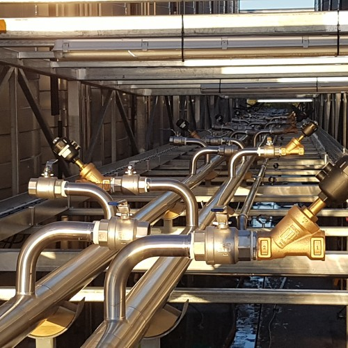 Winery Pipework 2